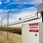 Protección exterior cable sísmico 2km
