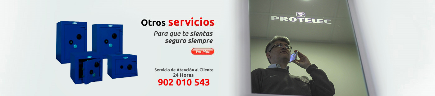 Empresas de seguridad Cádiz